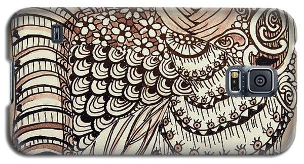 Doodling Fun Galaxy S5 Case
