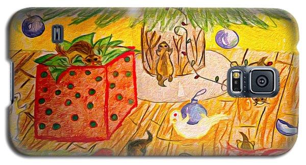 Dook The Halls Galaxy S5 Case by Cassandra Buckley