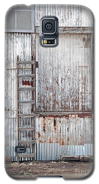 Door 1 Galaxy S5 Case by Minnie Lippiatt