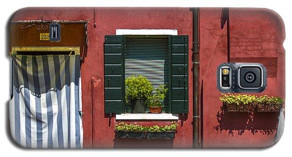 Door And Window 258 Galaxy S5 Case