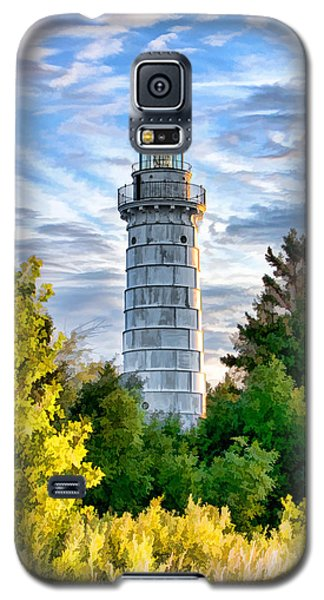 Door County Cana Island Beacon Galaxy S5 Case