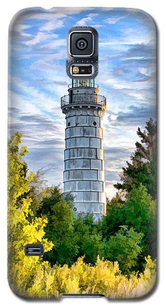 Door County Cana Island Beacon Galaxy S5 Case