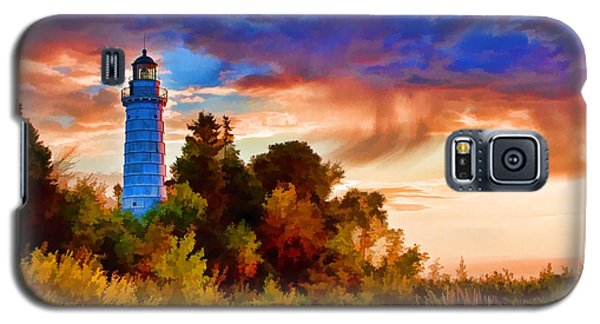 Door County Cana Island Wisp Galaxy S5 Case