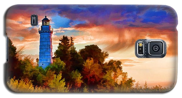 Door County Cana Island Wisp Galaxy S5 Case
