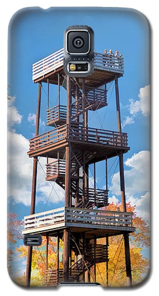Door County Eagle Tower Peninsula State Park Galaxy S5 Case