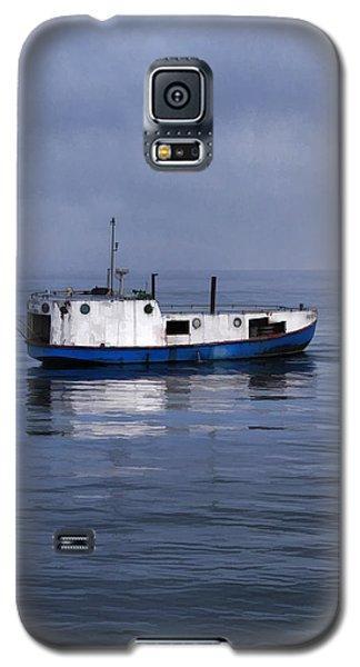 Door County Gills Rock Trawler Galaxy S5 Case
