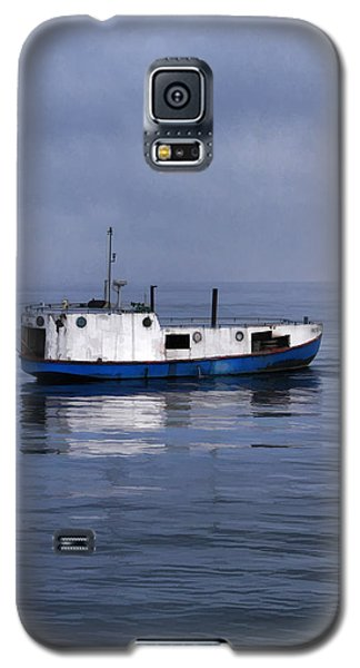 Door County Gills Rock Trawler Galaxy S5 Case