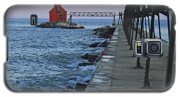 Door County Lighthouse Galaxy S5 Case