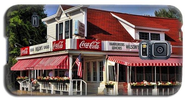 Door County Wilson's Ice Cream Store Galaxy S5 Case