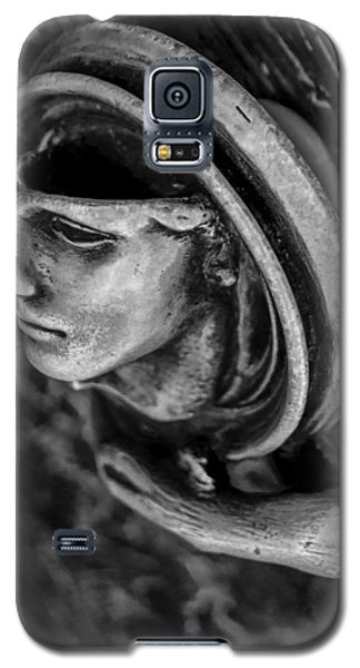 Galaxy S5 Case featuring the photograph Door Handle by Arkady Kunysz