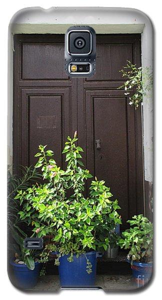 Door In Almogia Galaxy S5 Case