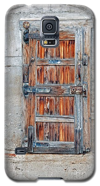 Galaxy S5 Case featuring the photograph Door Series by Minnie Lippiatt