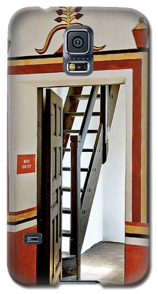 Door To Stairs Galaxy S5 Case