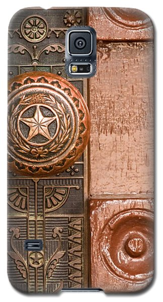 Door To Texas State Capital Galaxy S5 Case