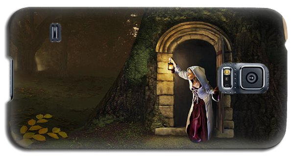 Door To The Underworld Galaxy S5 Case