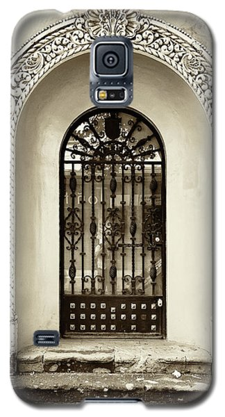 Door With Decorated Arch Galaxy S5 Case