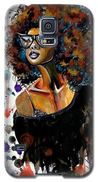 Beautiful Galaxy S5 Case - Dope Chic by Artist RiA