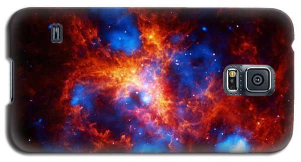 Doradus Nebula Galaxy S5 Case