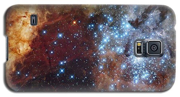 Doradus Nebula Galaxy S5 Case by Barry Jones