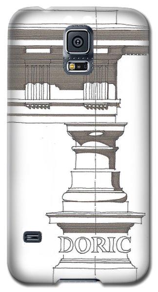 Doric Order Galaxy S5 Case