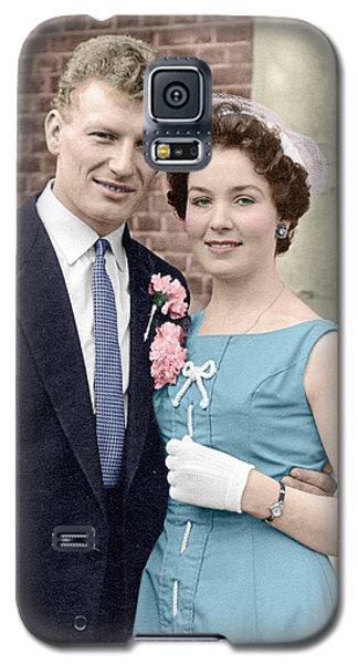 Doris And Gerry Wedding Galaxy S5 Case