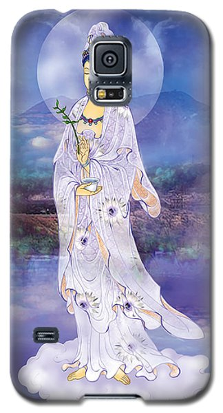 Doro Guanyin Galaxy S5 Case by Lanjee Chee