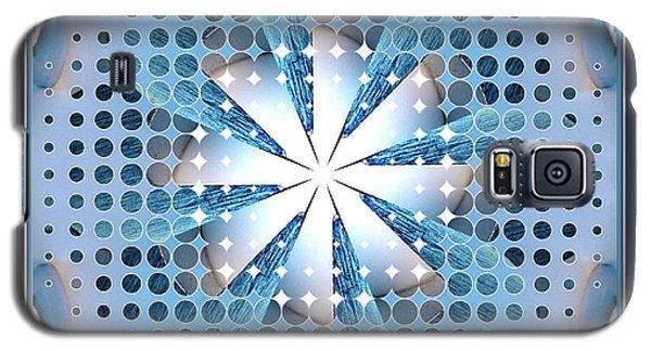 Dot Dot 1 Galaxy S5 Case by Barbara MacPhail