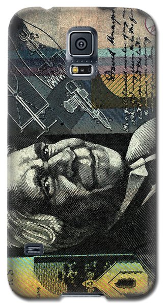 Galaxy S5 Case featuring the photograph Double Or Nothing by Sladjana Lazarevic