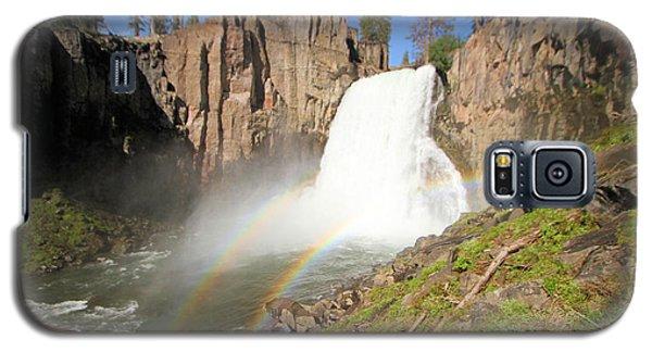 Double Rainbow Falls Galaxy S5 Case