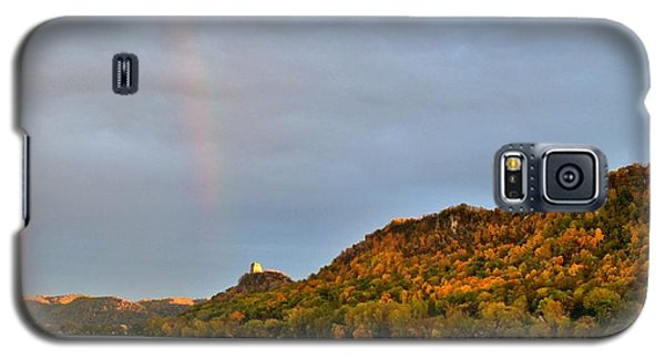 Double Rainbow Galaxy S5 Case