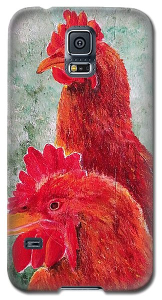 Double Trouble Galaxy S5 Case