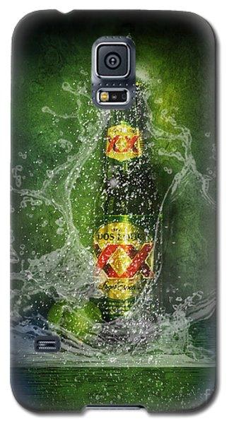 Double X Galaxy S5 Case by Erika Weber