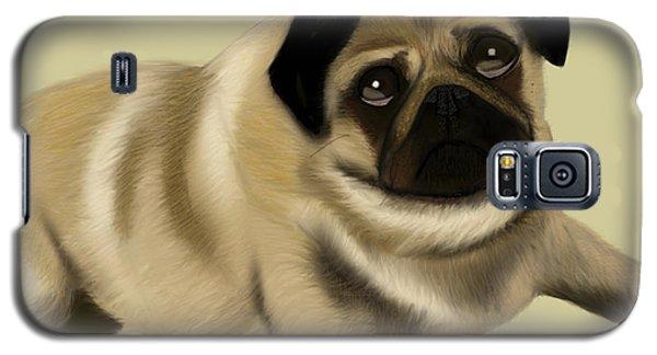 Doug The Pug Galaxy S5 Case