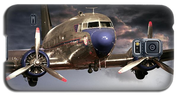 Douglas Dc 3 Galaxy S5 Case by John Haldane