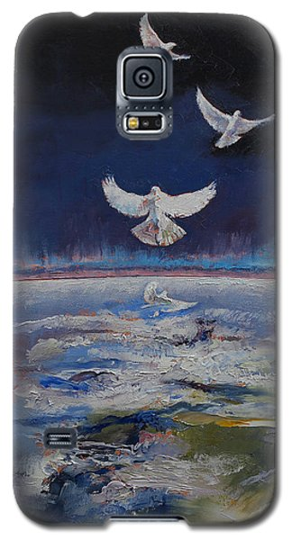 Doves Galaxy S5 Case by Michael Creese