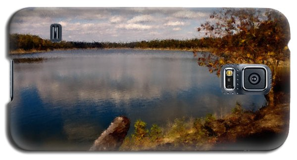 Down At The Lake Galaxy S5 Case by Ken Frischkorn