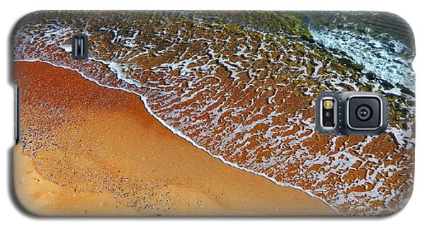 Down At The Shoreline Galaxy S5 Case by Everette McMahan jr