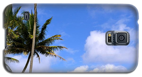 Galaxy S5 Case featuring the photograph Down By The Ocean In Hawaii by Lehua Pekelo-Stearns