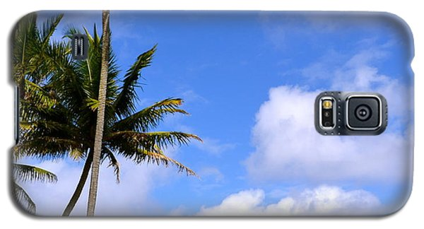 Down By The Ocean In Hawaii Galaxy S5 Case
