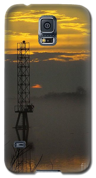Galaxy S5 Case featuring the photograph Down By The River by Robyn King