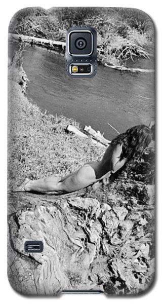 Down By The Water Galaxy S5 Case