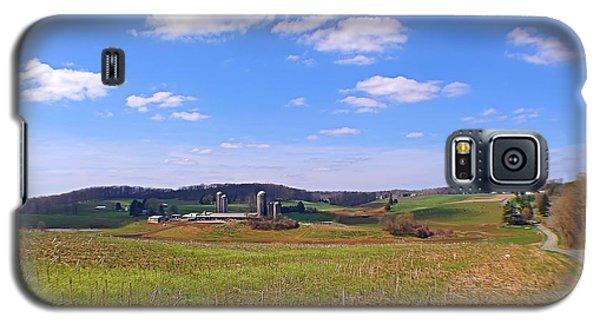 Down On The Farm Galaxy S5 Case