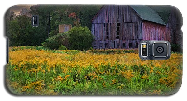 Down On The Farm II Galaxy S5 Case