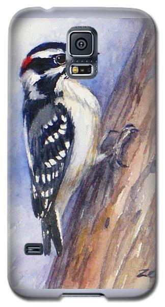 Downey Woodpecker Galaxy S5 Case