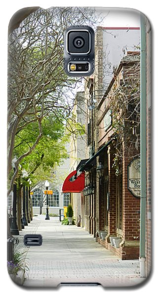 Downtown Aiken South Carolina Galaxy S5 Case