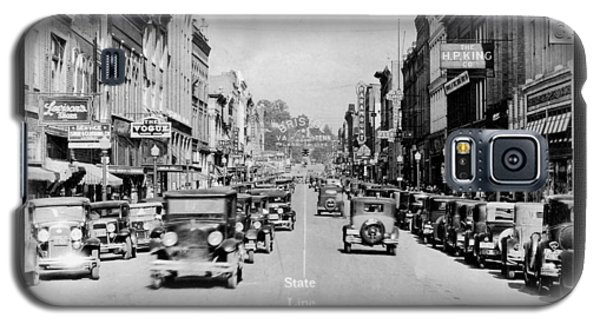 Downtown Bristol Va Tn 1931 Galaxy S5 Case