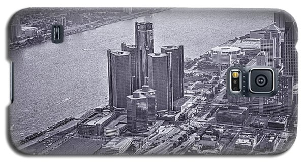 Downtown Detroit Galaxy S5 Case