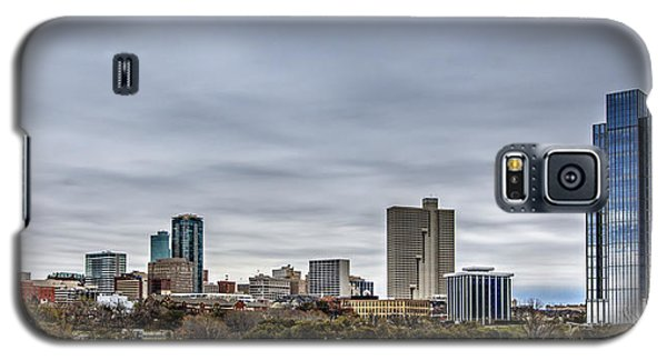 Downtown Fort Worth Trinity Trail Galaxy S5 Case
