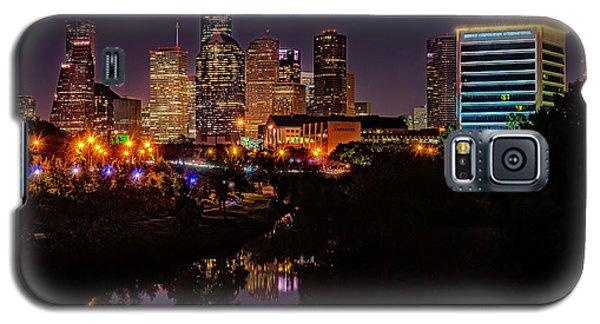 Downtown Houston Galaxy S5 Case