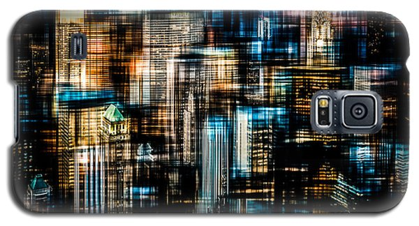 Downtown II - Dark Galaxy S5 Case